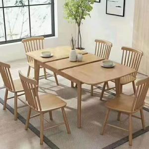 北欧餐桌,餐椅实木家具十大品牌