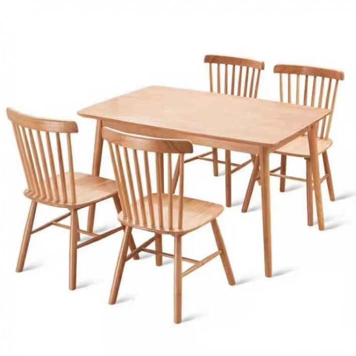 橡木餐桌椅厂家
