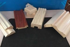 功夫兔生态板配套欧式实木线条罗马柱