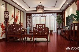 新中式客厅家具的效果图有哪些好的推荐?