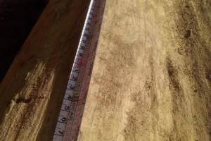 老挝大红酸枝小头50多,大头60多,长3.3米