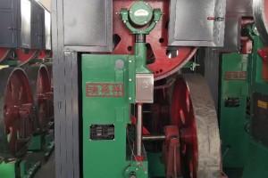 立式木工带锯机跑车高清实物图片
