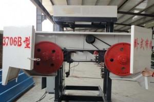 卧式带锯机MJ3709A厂家直销