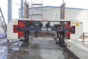 河北卧式带锯机MJ3710厂家批发