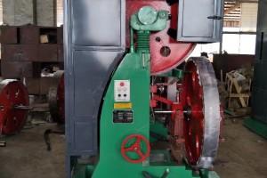 河北自动升降式带锯机MJ3210Z