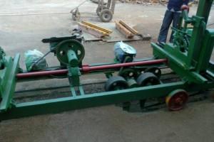 手推铸件丝杠跑车PCZ40-08S