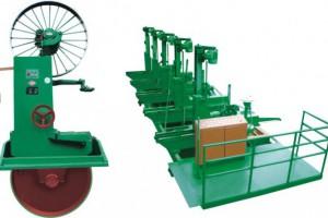 木工带锯机的使用安全技术操作流程