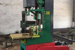 立式木工带锯机锯条安装注意事项和工作原理介绍