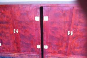 红料缅甸花梨木鞋柜,五斗柜凭祥市匠心居红木家具店