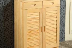 优质实木鞋柜,仿百叶组合鞋柜量大从优价格优惠