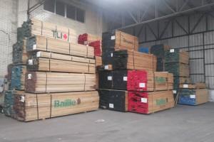 进口美国红橡木板材实物高清图片