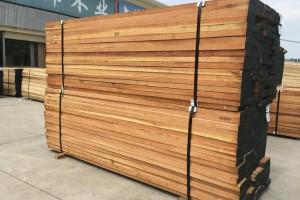 美国樱桃木板材实物图片