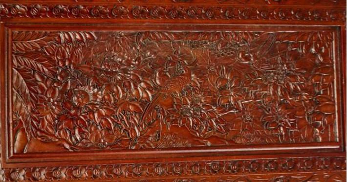 红木家具要是忽略了材质和工艺将会怎样