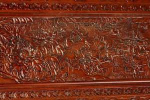 红木家具要是忽略了材质和工艺将会怎样?