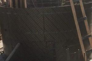一级木质建筑圆柱模板,清水效果好,安全放心不爆模