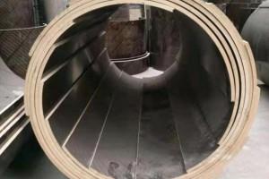圆钢模板租赁代替产品圆木建筑模板