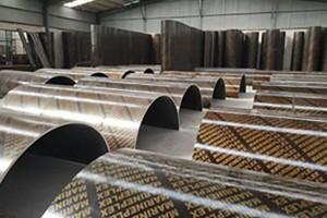 木质圆模板质量标准