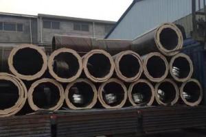 木质建筑圆模板的市场应用