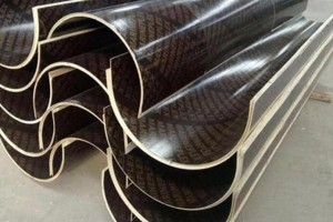 木质圆模板的生产材料