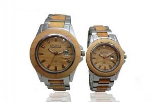 竹木手表时尚大方健康环保精致美观价格实惠