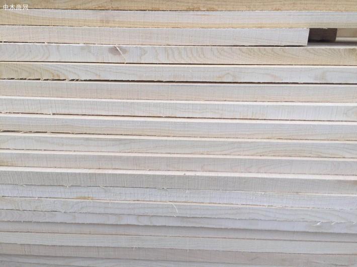 榆木烘干板最新报价