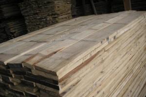 常年供应柞木板材