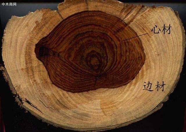 红木家具种类很多,有白皮的红木家具到底好不好?