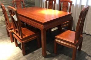 纯香椿木书桌,红椿木书桌实木家具