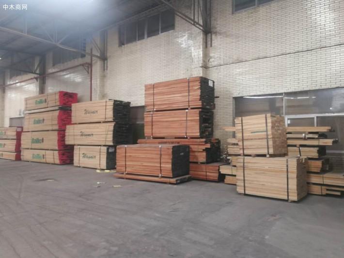 北美洲红橡木烘干板材厂家批发批发