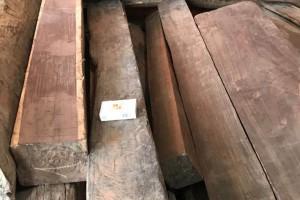 老挝大红酸枝原木大方料价格多少钱一方
