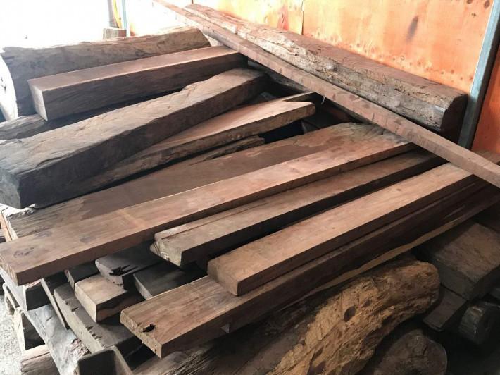 老挝大红酸枝原木大方海关拍卖价格图片