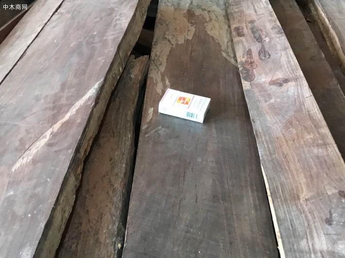 老挝大红酸枝原木大方海关拍卖价格供应
