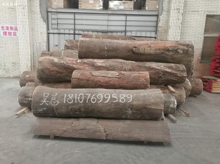 南美洲亚马逊花梨原木大方料供应