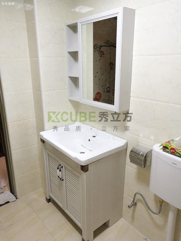 定制铝卫浴柜