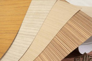 A级防火直贴木皮,防火真木饰面,超柔免漆木皮高清图片
