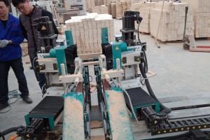 木工带锯机最好用的华洲数控带锯,全自动木工带锯厂家