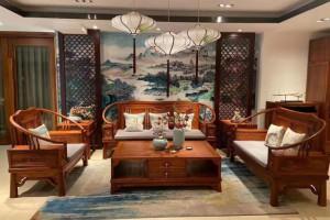 缅甸花梨木沙发批发价格