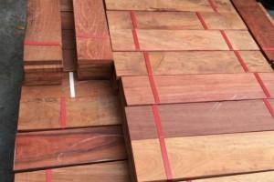 红檀香地板坯料厂家批发价格