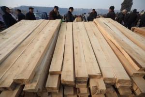 四川柏木板材厂家直销