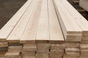 同江锐智木业俄罗斯白松床板,床档,木龙骨高清图片