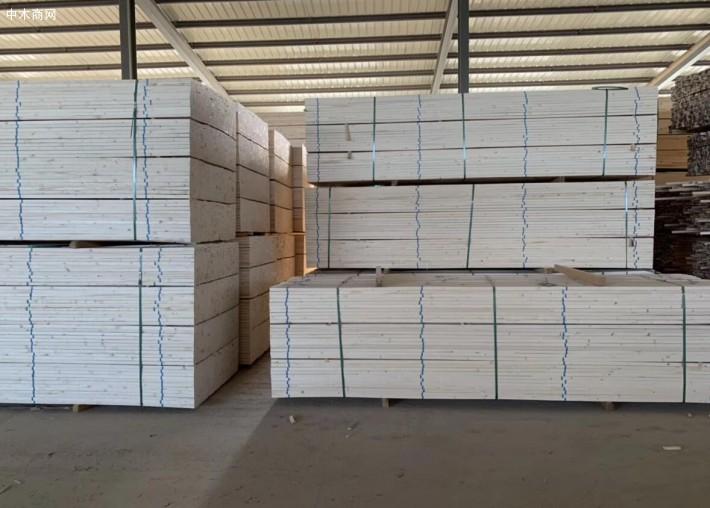 同江白松床板料,床档料厂家批发价格