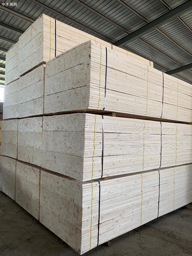 同江锐智俄罗斯白松木龙骨价格多少钱一立方米