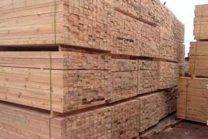 2020年1月俄罗斯原木出口木材加工板材制品130万吨