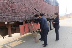 内蒙古毕拉河林业局森防站强化进口木材复检工作