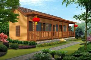 生态旅游别墅,新农村住宅,景观房屋木屋,农家乐房