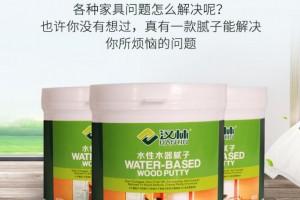 水性修补腻子品牌,水性修补腻子价格,汉林水性修补腻子厂家