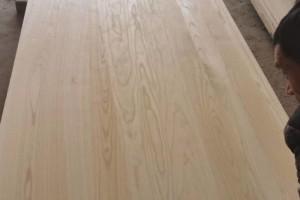 白蜡木直拼板,白椿木板厂家直销