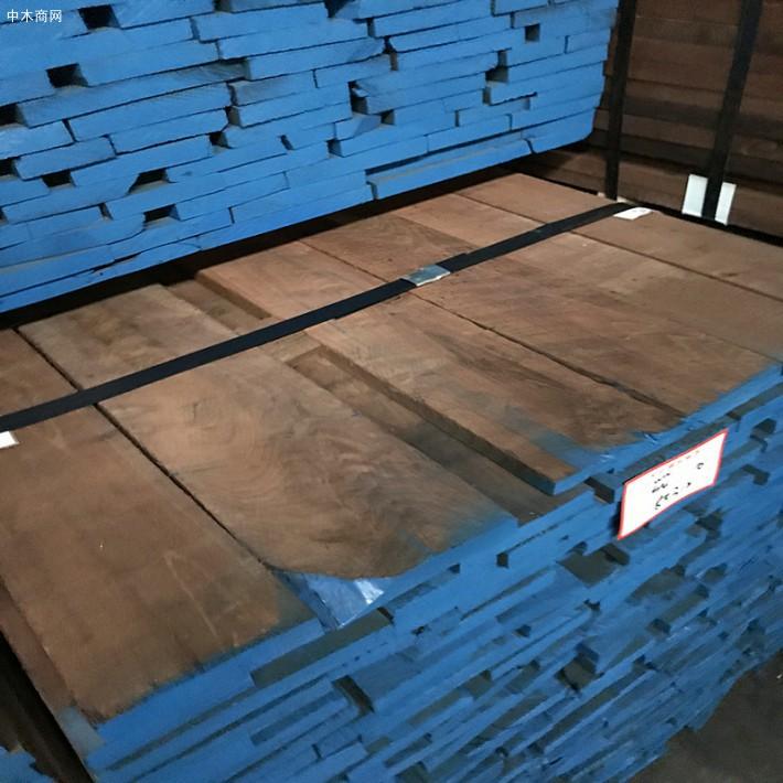 进口北美黑胡桃木板材,顶级美国黑胡桃家具板材木料厂价直销批发