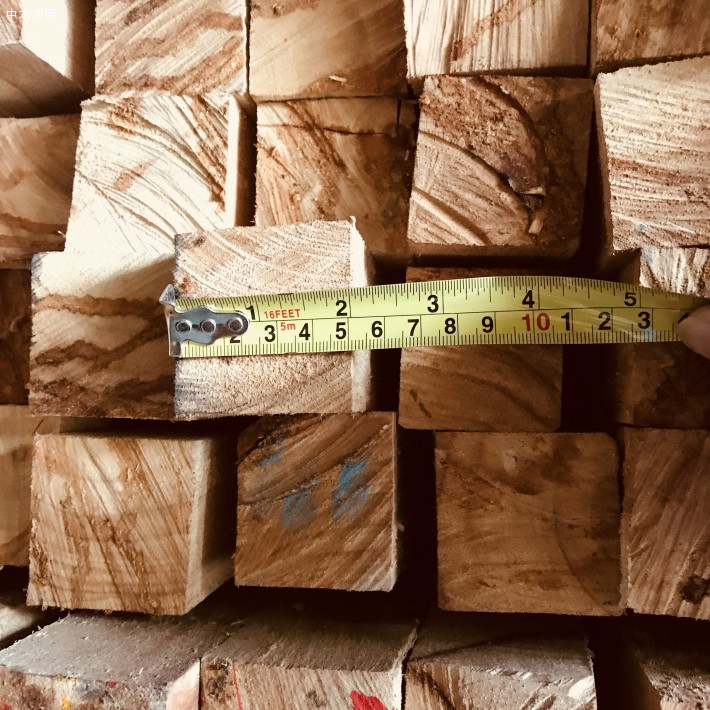 海南橡胶木方条,家具木板材,橡胶木木方,楼梯立柱料,防腐烘干木条图片