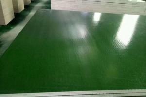 塑面板建筑模板厂家直销